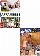 Pack 2 dvd Amateur n°1
